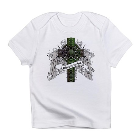 Abercrombie Tartan Cross Infant T-Shirt