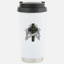 Abercrombie Tartan Cross Travel Mug