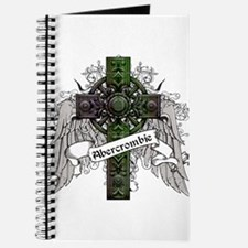 Abercrombie Tartan Cross Journal