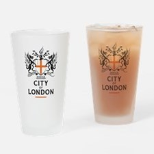 Cute Queen house Drinking Glass