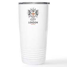 Funny London eye Travel Mug