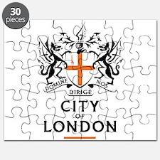 Unique London bus Puzzle