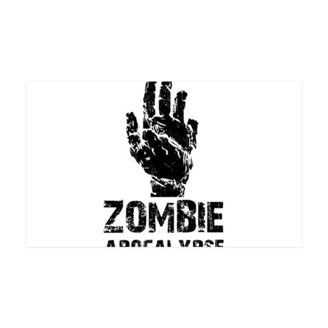 Zombie Apocalypse - Hand reaching from the ground,