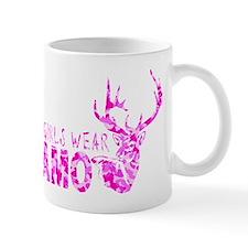 REAL GIRLS WEAR CAMO Small Mug