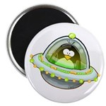 Space Penguin Magnet