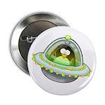 Space Penguin Button
