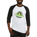 Space Penguin Baseball Jersey