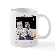 When You Get Lost Between The Moon Newark Mug