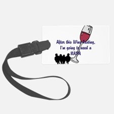 Napa Valley wine tasting Luggage Tag