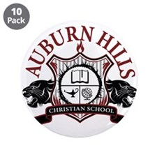 "AHCS Logo 3.5"" Button (10 pack)"