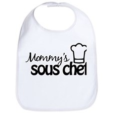 Mommy's Sous Chef Bib