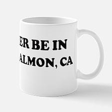 Rather: FORKS OF SALMON Mug