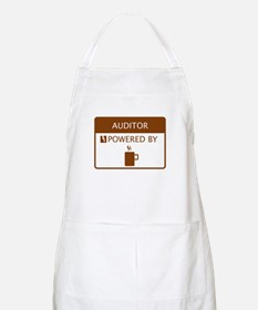Auditor Powered by Coffee Apron