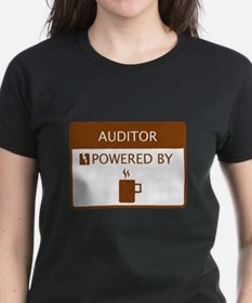 Auditor Powered by Coffee Tee