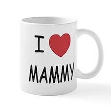 I heart mammy Mug