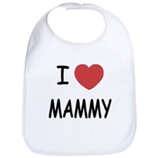 I heart mammy Bib