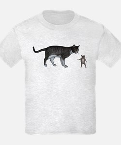 Talk To My Mouse Paw T-Shirt