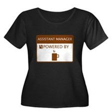 Assistant Manager Powered by Coffee T