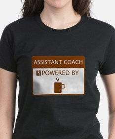 Assistant Coach Powered by Coffee Tee