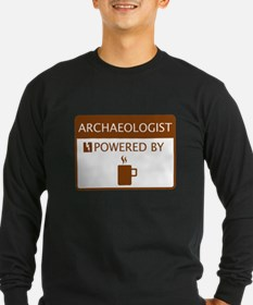 Archaeologist Powered by Coffee T