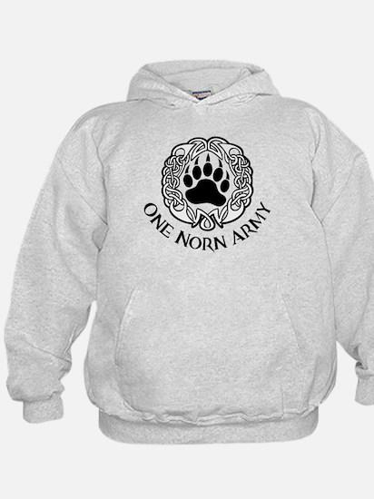 One Norn Army Hoodie
