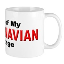 Proud Scandinavian Heritage Mug