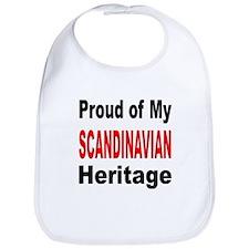 Proud Scandinavian Heritage Bib