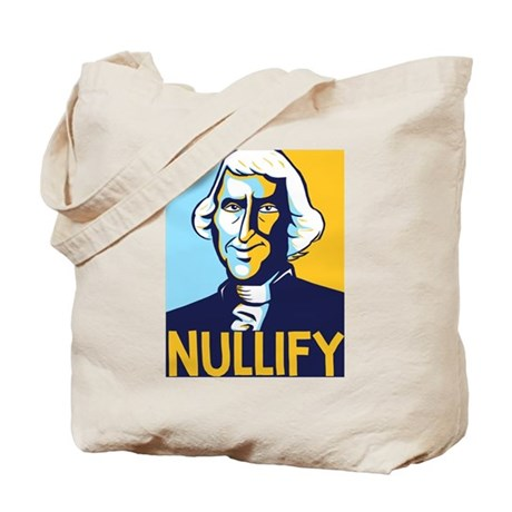 Nullify Tote Bag