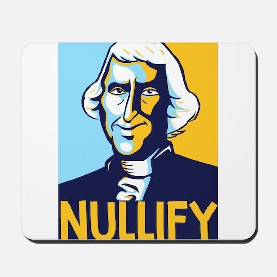 Nullify Mousepad