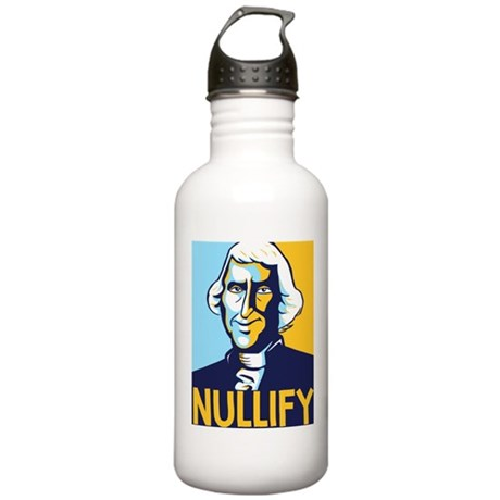 Nullify Stainless Water Bottle 1.0L