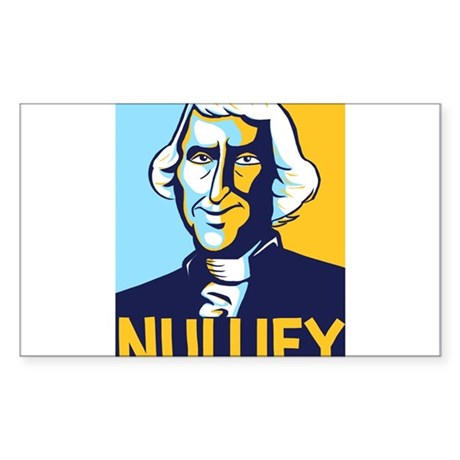 Nullify Sticker (Rectangle)