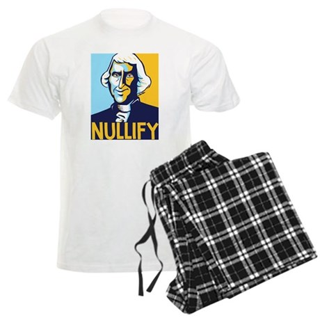 Nullify Men's Light Pajamas