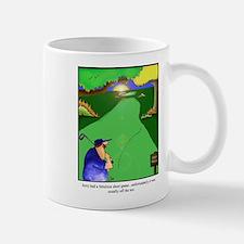 GOLF 023 Small Small Mug