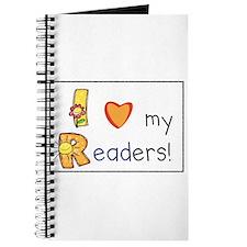 I Love My Readers! Journal
