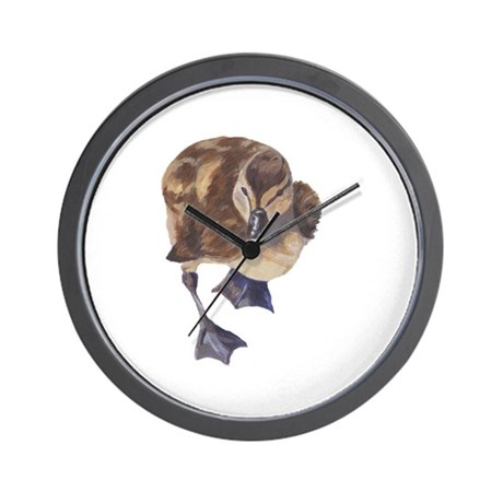 Independent Duckling Wall Clock