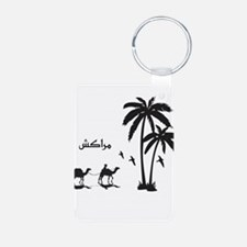 Marrakech, Morocco Keychains