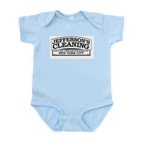 Jeffersons Cleaning Infant Bodysuit