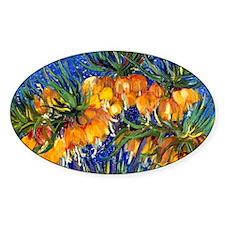 Van Gogh - Fritillaries Decal
