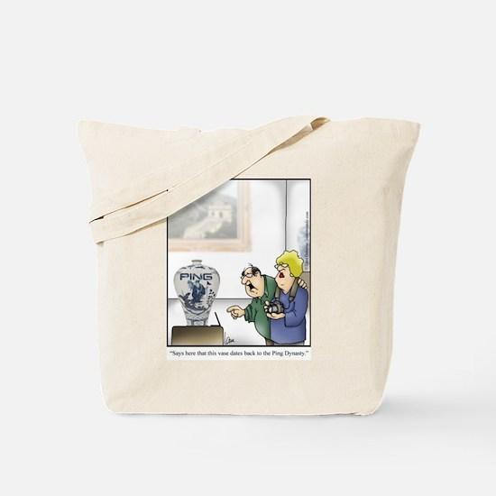 GOLF 073 Tote Bag
