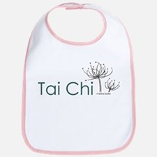 """Tai Chi Growth 3"" Bib"