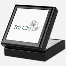 """Tai Chi Growth 3"" Keepsake Box"