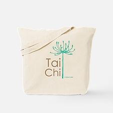 """Tai Chi Growth 2""' Tote Bag"