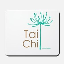 """Tai Chi Growth 2""' Mousepad"