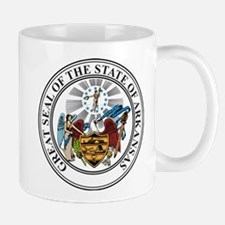 Arkansas State Seal Mug