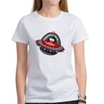Evil Space Penguin Women's T-Shirt