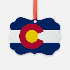 Colorado State Flag Ornament