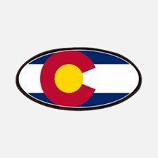 Colorado State Flag Patches