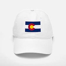 Colorado State Flag Baseball Baseball Cap