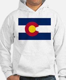Colorado State Flag Jumper Hoody
