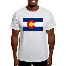 Colorado State Flag T-Shirt